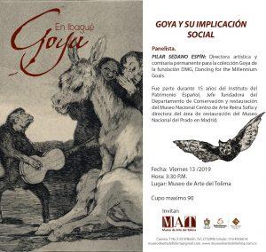 Goya y su Implicación social